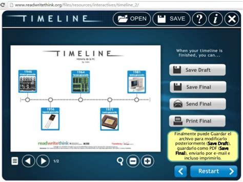 victoria linea del tiempo timeline preceden crear lineas de tiempo con timeline