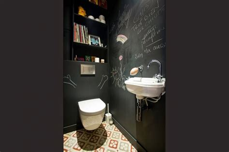 Toilette Style Industriel by Decoration Industrielle Toilette