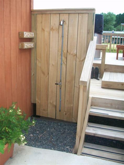 outdoor shower deck outdoor shower outdoor showers decks indoor