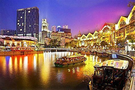 River Cruise Singapore Tiket Anak 24 tempat wisata di singapura yang paling menarik