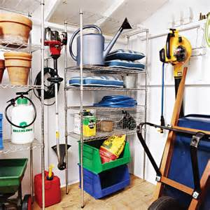 5 helpful tips for organizing your storage shed