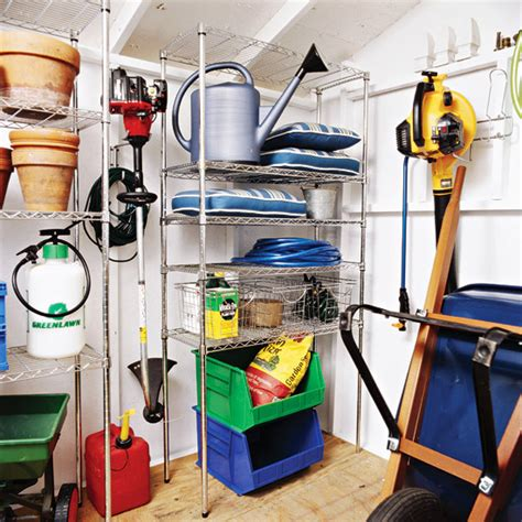 Storage Shed Organization Ideas by 5 Helpful Tips For Organizing Your Storage Shed