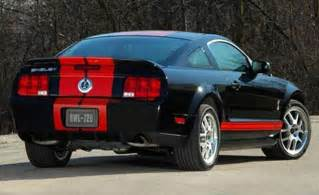 2007 Ford Mustang Shelby Gt Car And Driver