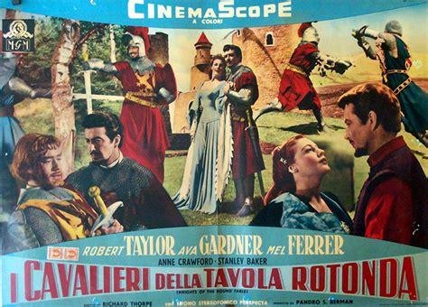 i cavalieri della tavola rotonda 1953 quot los caballeros arturo quot poster quot knights of