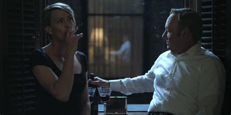 house of cards threesome claire underwood