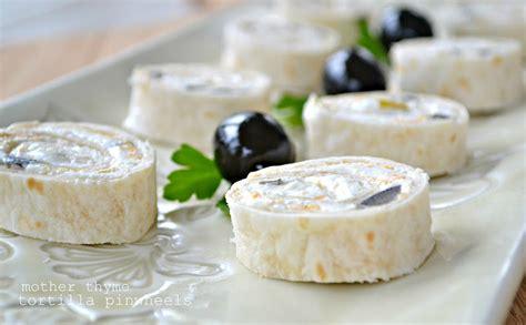 green chili cream cheese tortilla pinwheels tortilla pinwheels mother thyme