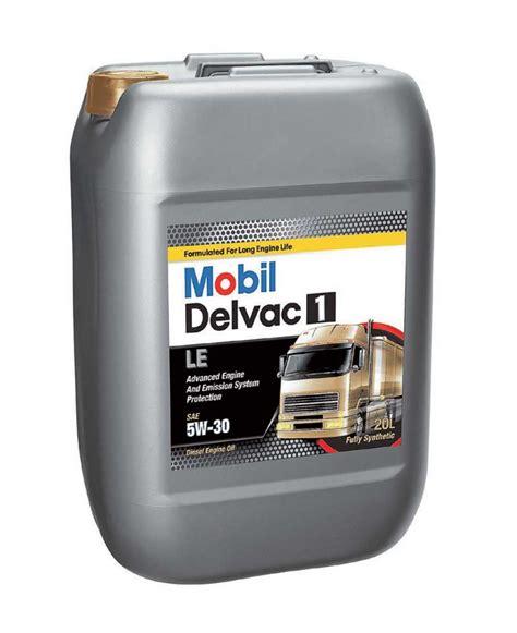 olio motore mobil 1 mobil delvac 1 le 5w30 miglior prezzo compra