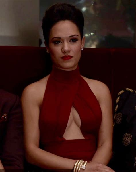 annika off empire haircut hot damn grace gealey as anika gibbons on fox