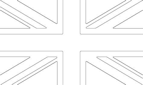 United Kingdom Outline Flag by The Boot Kidz 3d Uk Flag Images