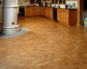 Cork Flooring Kitchen Modern Kitchen Flooring Ideas And Trends Furniture Home Design Ideas