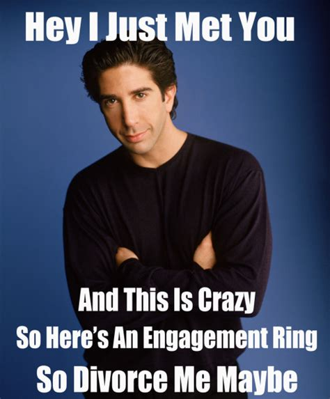 Ross Meme - friends tv show on tumblr