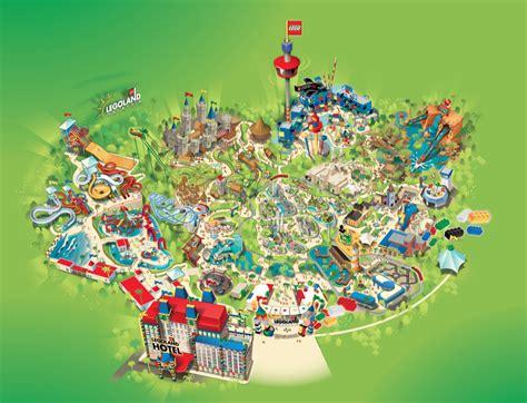 California Malaysia Legoland San Diego Map