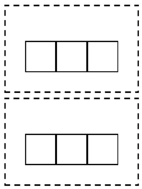templates for elkonin boxes free printable elkonin sound box template classroom