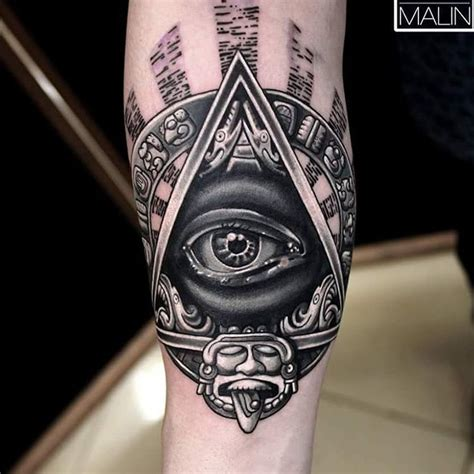 badass illuminati tattoos page 4 tattoo artist magazine