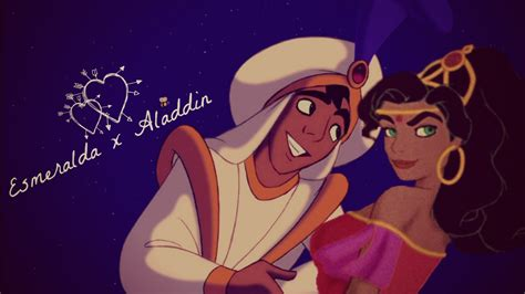 disney esmeralda wallpaper disney crossover images esmeralda x aladdin hd wallpaper