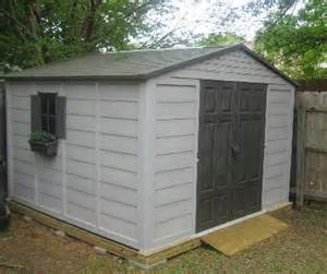simple garden shed plans resin shed foundation