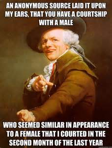 Joseph Ducreux Memes - a meme by any other name would still be a meme dig3286
