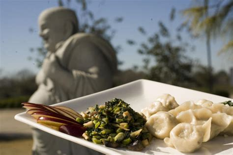 new year vegetarian recipe buddhist temple greets the new year with soulful foods