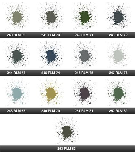 airfix new humbrol rlm acrylic colours news