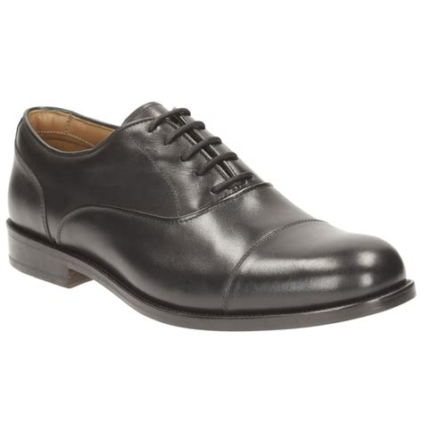 clarks coling mens wide formal shoes from