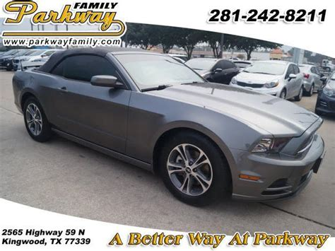 ford mustang tx ford mustang used cars in kingwood mitula cars