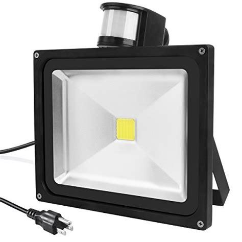 warmoon led flood light warmoon motion sensor led flood light waterproof security