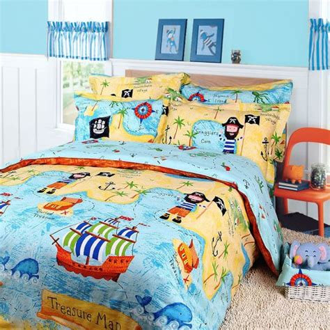pirate bedroom set pirates of the caribbean duvet cover set sky blue boys