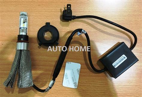 Lu Led H4 Untuk Mobil jual lu led mobil h4 putih 6000k philips lumileds