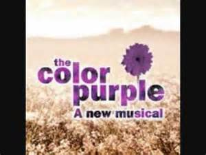 the color purple musical im here the color purple musical karaoke instrumental