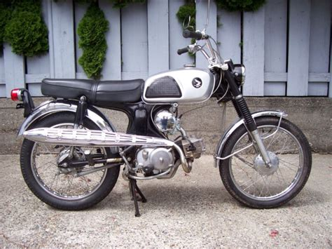 Honda Cl90 by 1967 Honda Cl90 Scrambler 90 Cl Custom Cafe Racer