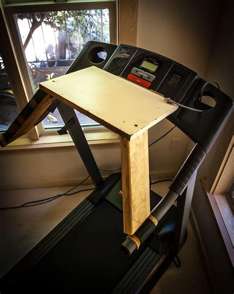 Tred Desk by Treadmill Desk Joshwhiton