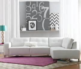 living rooms with white couches white furnishing comes to life with the right pop of color for a look that s modern and chic