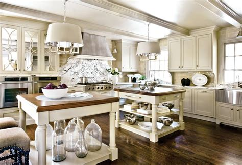 city island living kitchen