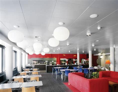 falsos techos armstrong techos ac 250 sticos menos ruido en espacios interiores