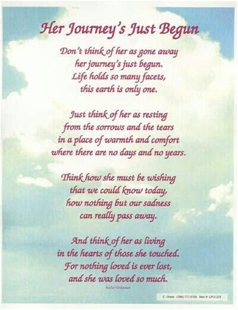 our glorified poems and passages of consolation especially for those bereaved by the loss of children classic reprint books 25 best funeral quotes on goodbye to