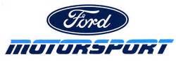Ford Motorsport Photo Factory Ford Motorsport Sticker