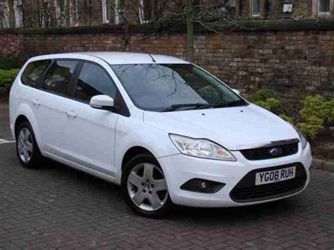 2007 Ford Focus Review by 2007 Ford Focus 1 6 Tdci Estate Review