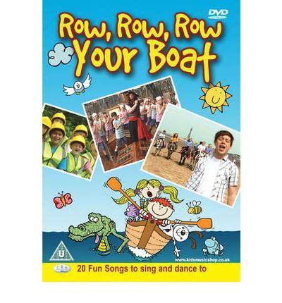 row row your boat secret row row row your boat 20 fun kids songs to sing and