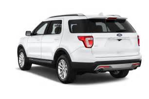 Reviews On Ford Explorer 2016 Ford Explorer Reviews And Rating Motor Trend