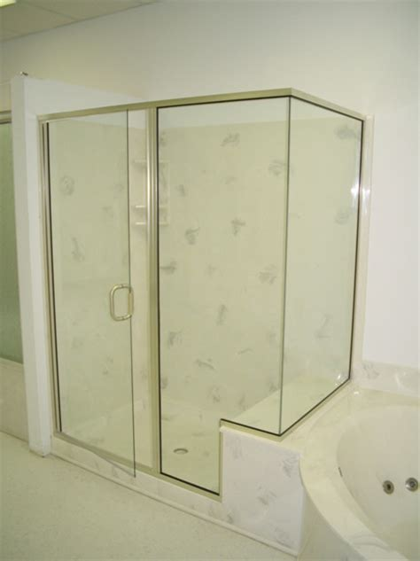 cost of frameless glass shower doors custom shower doors frameless vs semi frameless worth