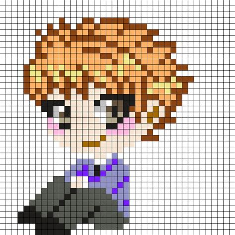 anime perler bead patterns 201 best images about pixel on