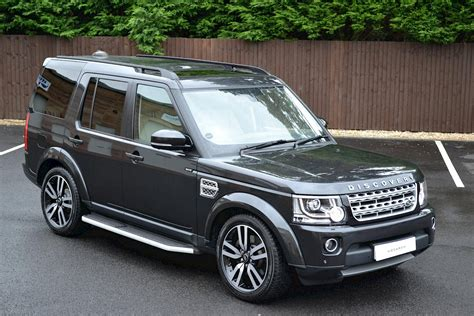 2014 63 Land Rover Discovery 4 Hse Luxury Sdv6 Cars