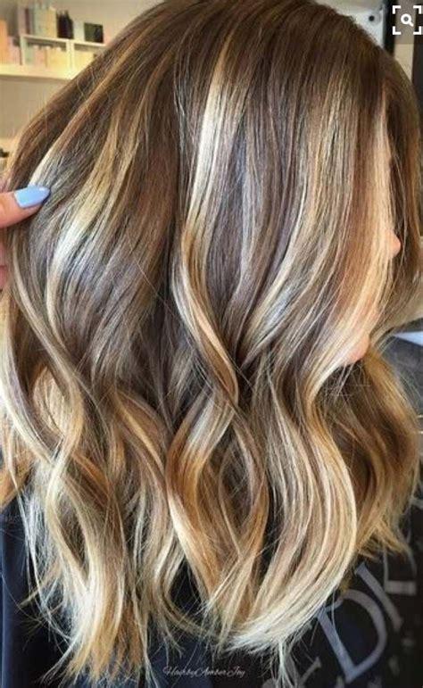 best 25 highlighted hair ideas on brown hair