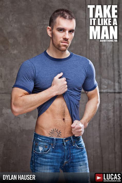 Dylan Hauser Gay Porn Models Lucas Entertainment Official Website