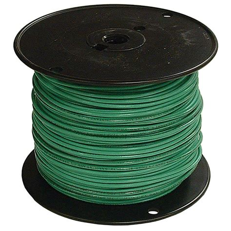 southwire 1000 ft 6 green stranded cu simpull thhn wire