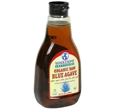 agave nectar substitute