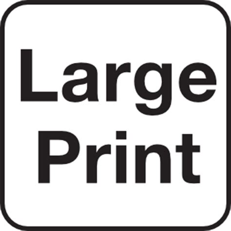 and large print books disability services tipperary library service