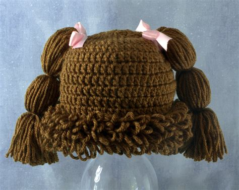 cabbage patch kid crochet patterns crochet patterns only crochet pattern for cabbage patch baby hat squareone for