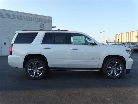 New 2018 Chevy Tahoe by New 2018 Chevrolet Tahoe Premier Sport Utility In