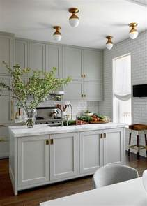 Best Kitchen Lighting For Small Kitchen Best 20 Light Grey Kitchens Ideas On
